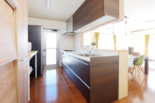 Ⅰ型キッチン